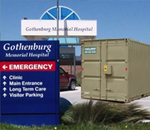 HOSPITAL STORAGE CONTAINERS thumb