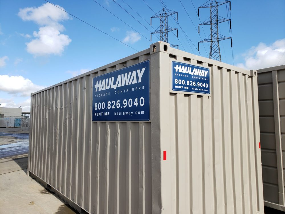 Storage Containers For Rent – Rental Guide