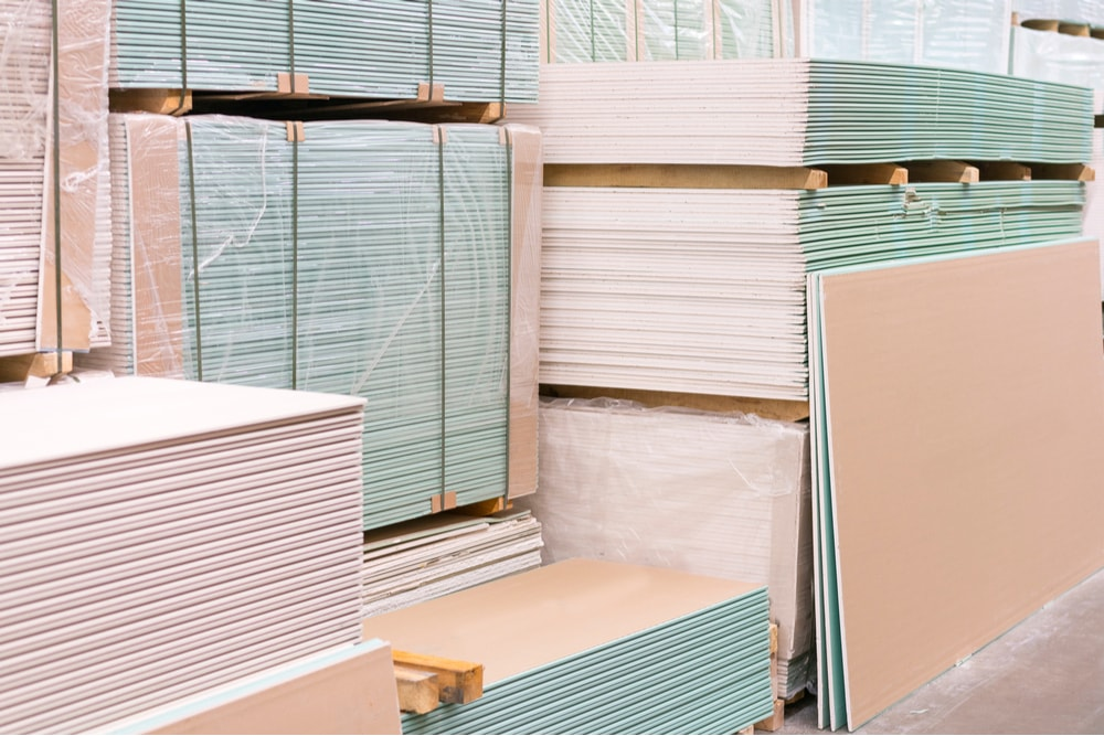 Commercial Storage Containers For Drywall and Sheetrock